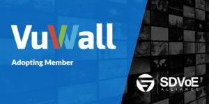 VuWall Joins SDVoE Alliance